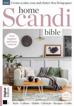 The Home Scandi Bible - First Edition, 2021