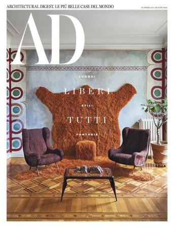 AD Architectural Digest Italia - giugno 2021