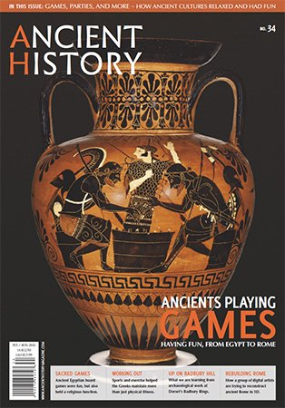 Ancient History Magazine - July August 2021