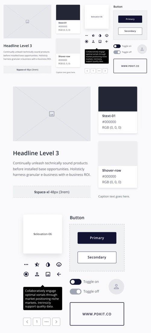 Ultimate Desktop Product Design Kit v1.1 for Figma