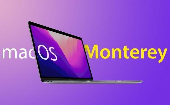 macOS Monterey 12.0 (21A5284e) Beta 3