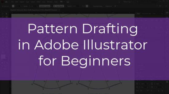 Drafting a Bodice Block Sloper in Adobe Illustrator