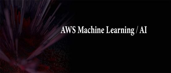 AWS Machine Learning   AI (Path)