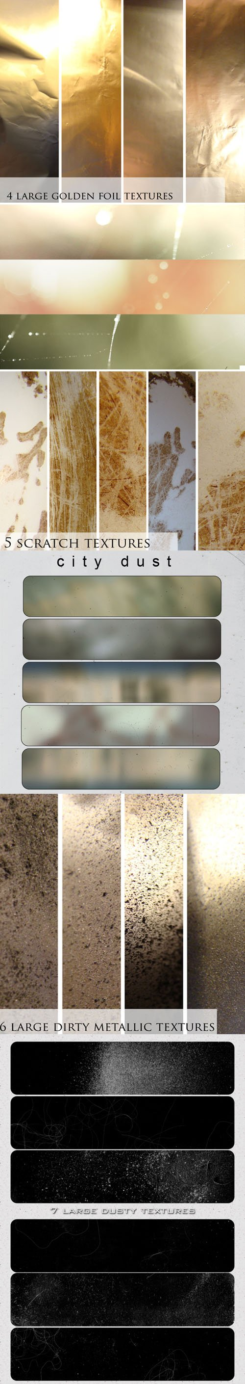 70+ Awesome Pack of Textures & Backgrounds