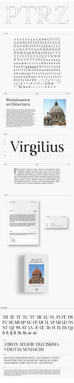 Patrízia - Humanist Typeface