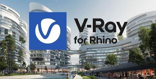 V-Ray 5.10.06 for Rhinoceros 6-7