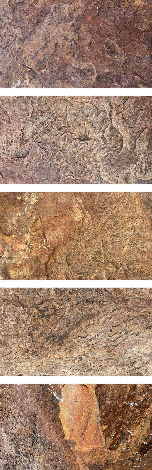 10 Rock Textures Pack