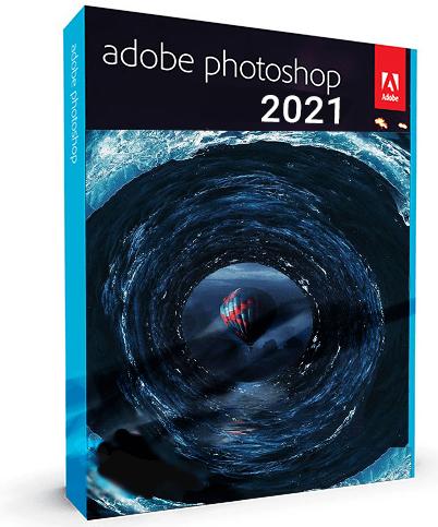 Adobe Photoshop 2021 v22.5.1.441 (x64) Multilingual + Crack