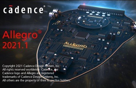 Cadence SPB Allegro and OrCAD 2021.1 v17.40.021-2019 Hotfix Only (x64)