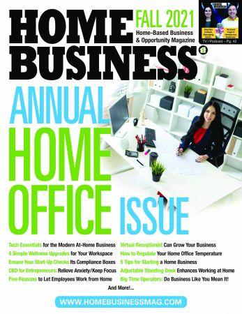 Home Business Magazine - Fall 2021