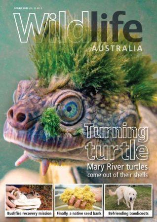 Wildlife Australia - Spring 2021
