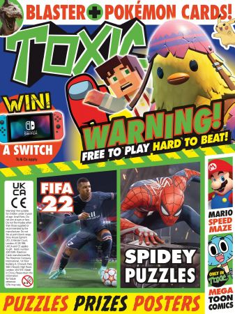 Toxic - Issue 356, 2021