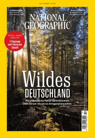 National Geographic Germany - Oktober 2021