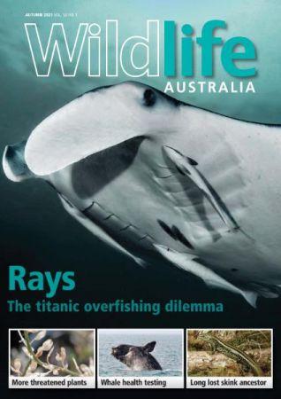 Wildlife Australia - Autumn 2021