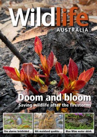 Wildlife Australia - Autumn 2020