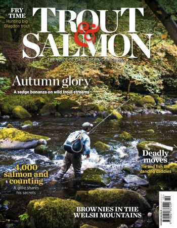 Trout & Salmon - October 2021