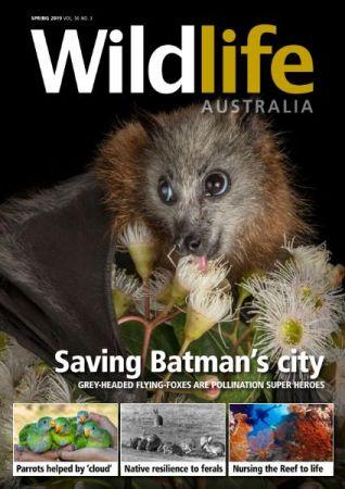 Wildlife Australia - Spring 2019
