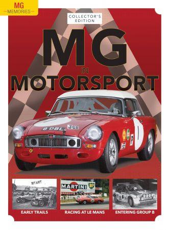 MG Memories  MG In Motorsport - 2021