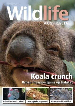 Wildlife Australia - Winter 2020