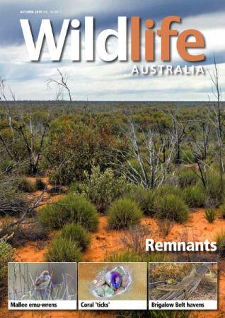 Wildlife Australia - Autumn 2019
