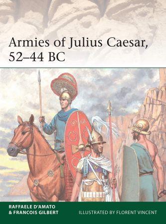 Armies of Julius Caesar 58-44 BC (Elite)