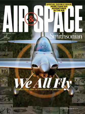 Air & Space Smithsonian - August September 2021