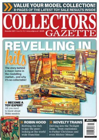 Collectors Gazette - November 2021