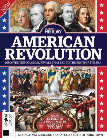 All About History  Book of the American Revolution - 3rd Edition, 2021
