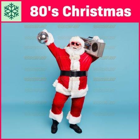 Various Artists - 80's Christmas (2021)