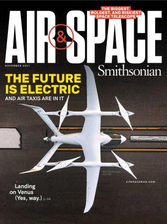 Air & Space Smithsonian - October November 2021