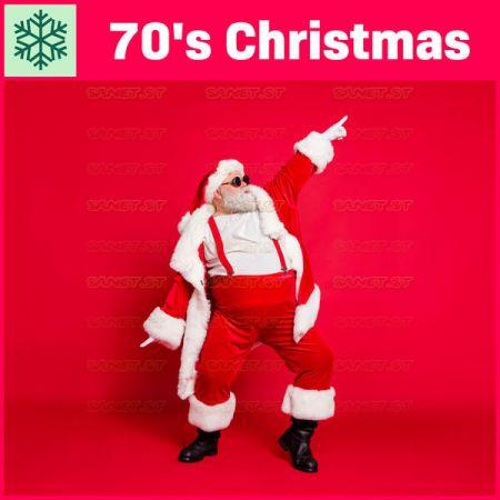 Various Artists - 70's Christmas (2021)