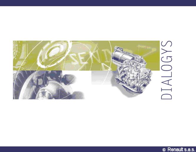 Renault Dialogys 4.90