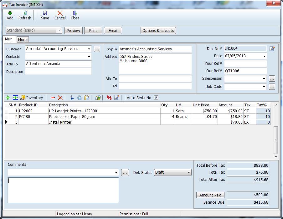 Ezy Invoice Pro Keygen Bestsoftsoftco - Key invoice software