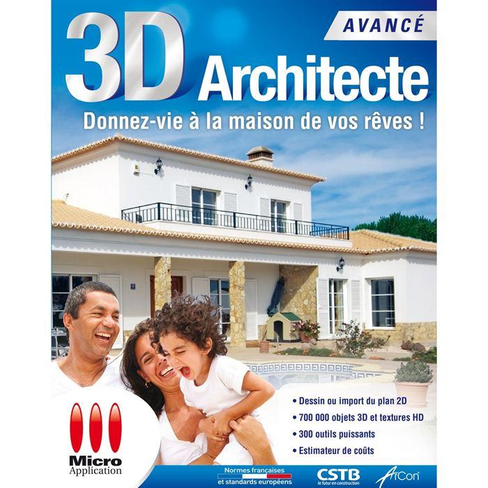 Download 3d architecte avanc v14 0 softarchive for Architecte 3d aide