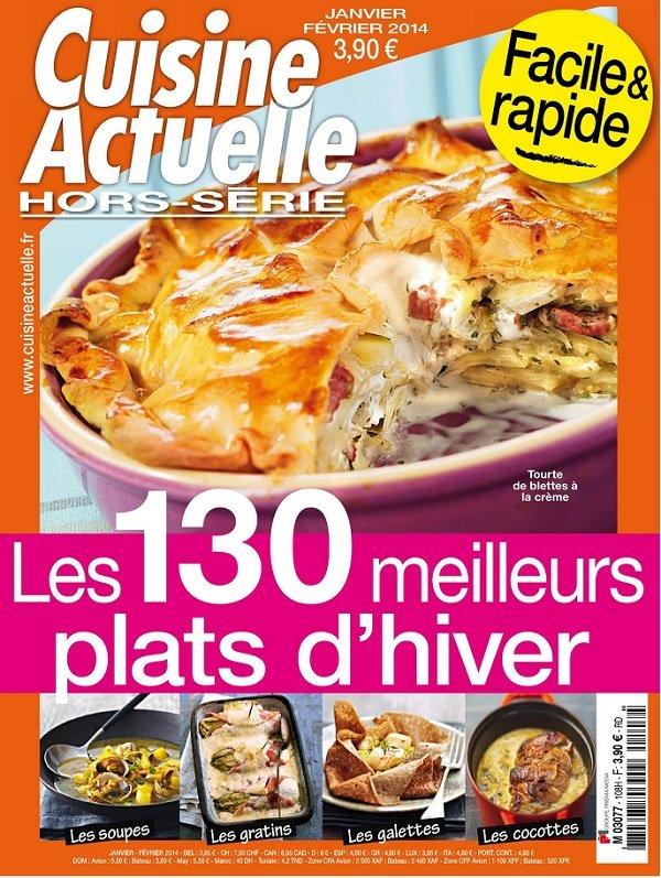 cuisine actuelle hors s 233 rie no 108 janvier f 233 vrier 2014 softarchive