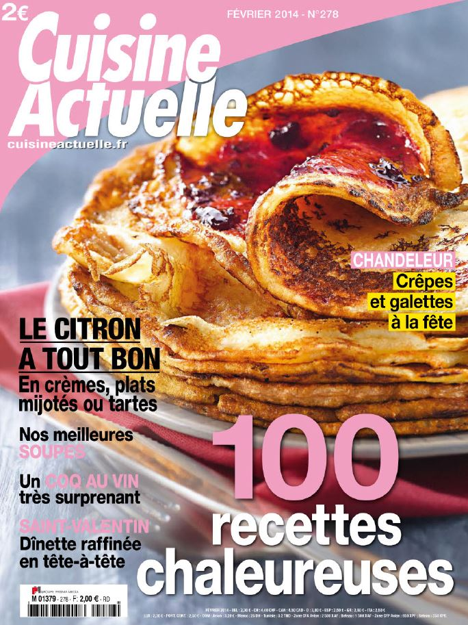 Download cuisine actuelle n 278 f vrier 2014 softarchive for Cuisine actuelle