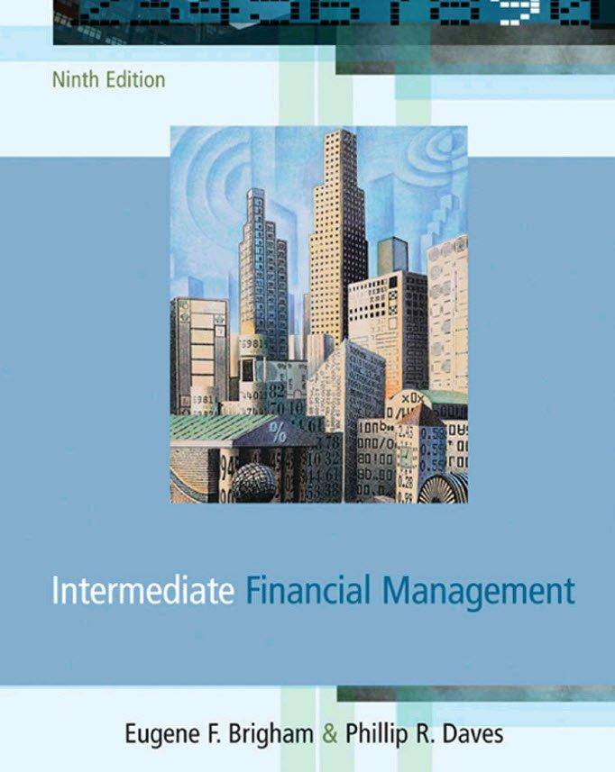 intermidate financial management