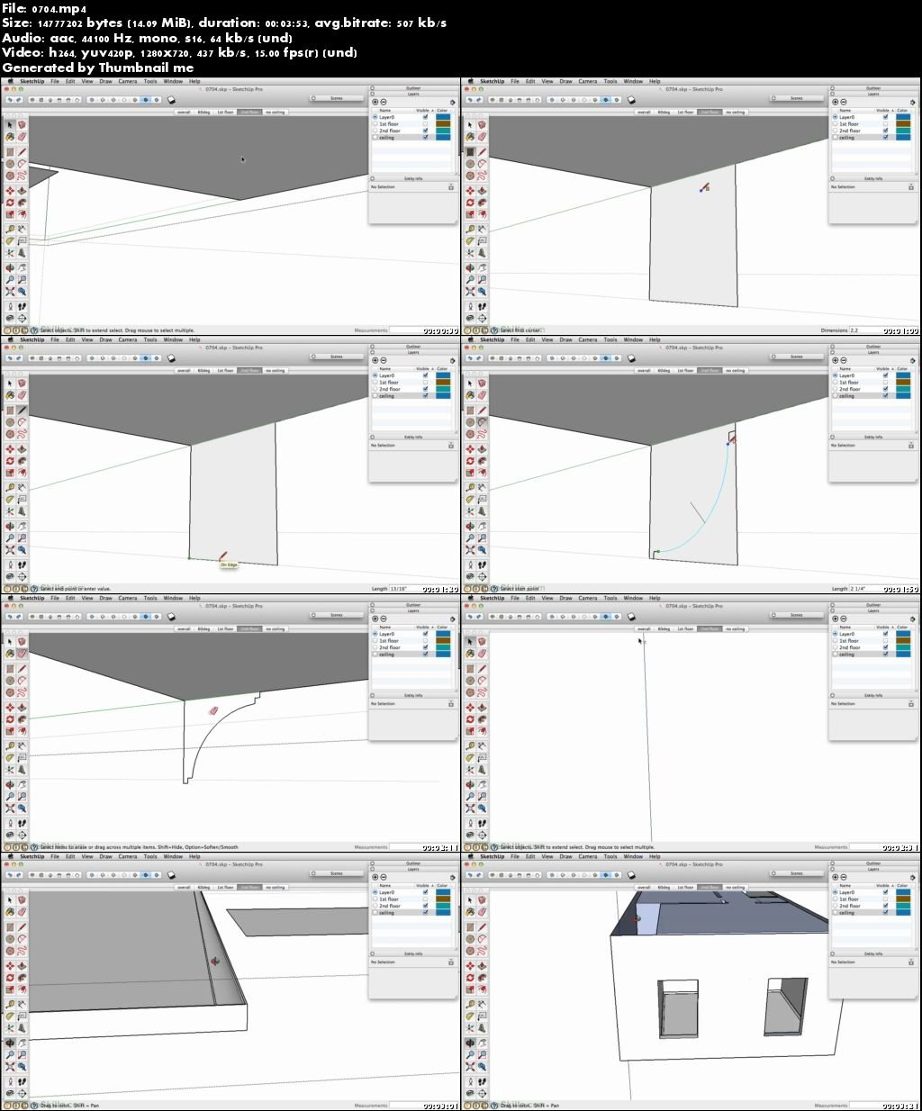 Download infiniteskills learning sketchup 2013 softarchive for Sketchup 2013