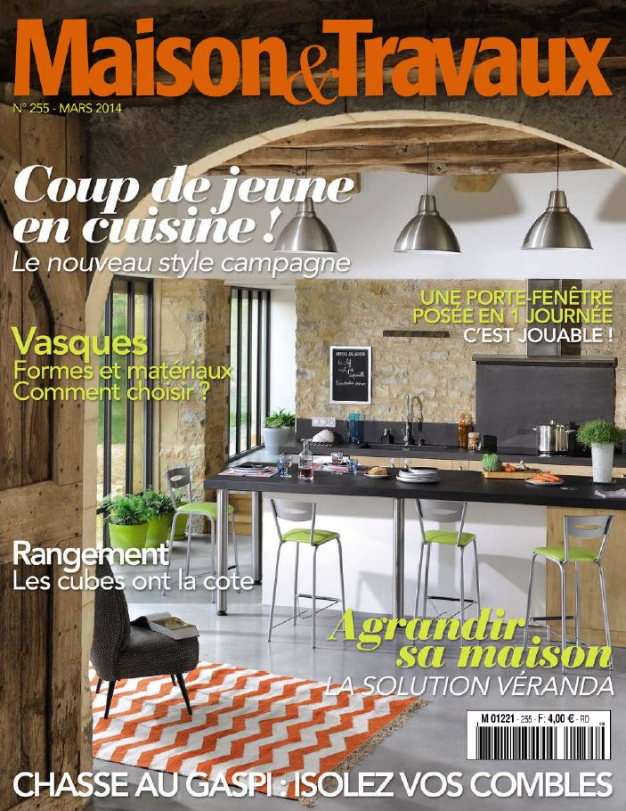download maison travaux n 255 mars 2014 softarchive. Black Bedroom Furniture Sets. Home Design Ideas