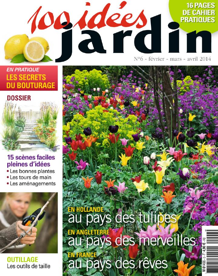 Download 100 id es jardin n 6 f vrier mars avril 2014 for Jardin fevrier