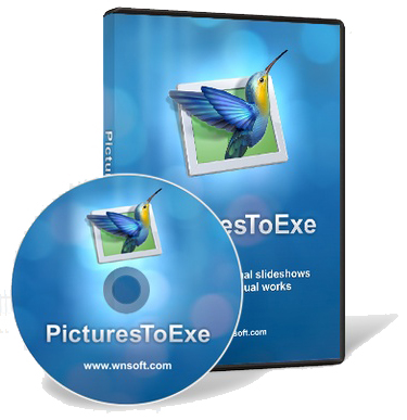 PicturesToExe Deluxe 9.0.1 Multilingua