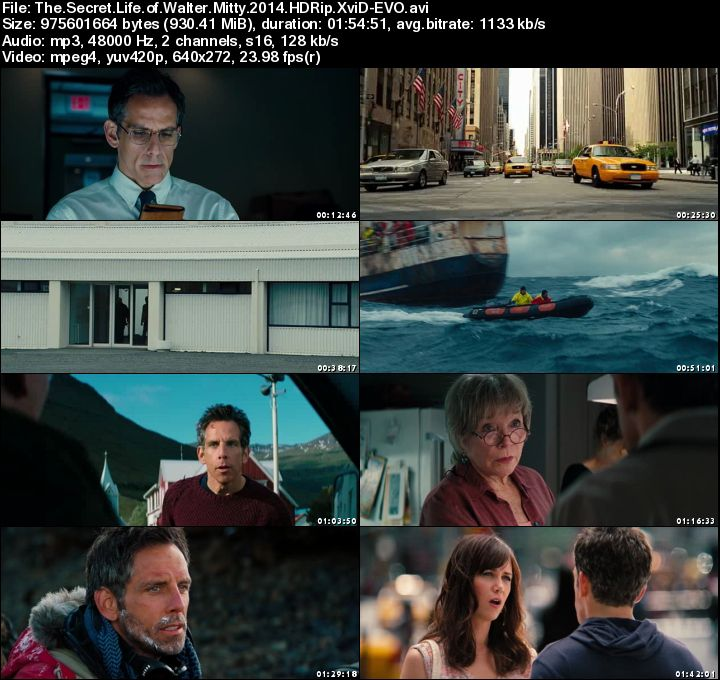 the secret life of walter mitty It doesn't lack for ambition, but the secret life of walter mitty fails to back up its grand designs with enough substance to anchor the spectacle.