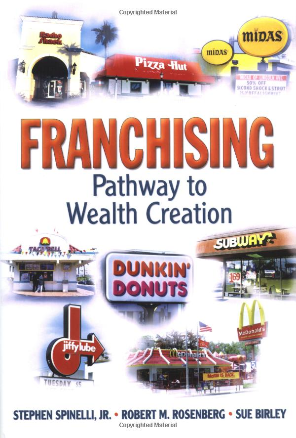 franchising pathway to wealth creation pdf