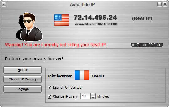 Auto Hide IP 5.6.4.6