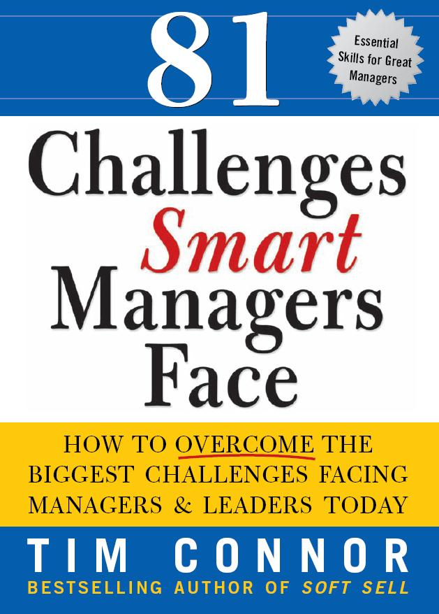 challenges faced by management today