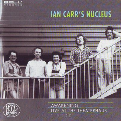 Ian carrs nucleus: out of the long dark at records by mail