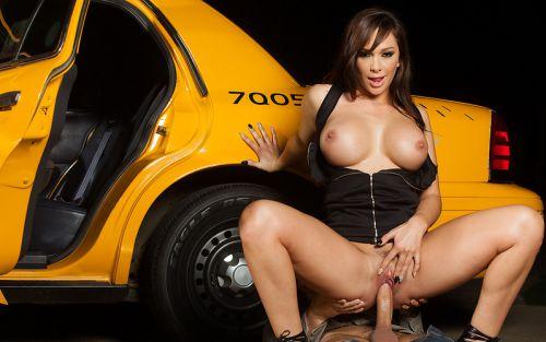 порно фото таксистки