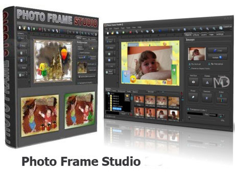 mojosoft photo frame studio portable