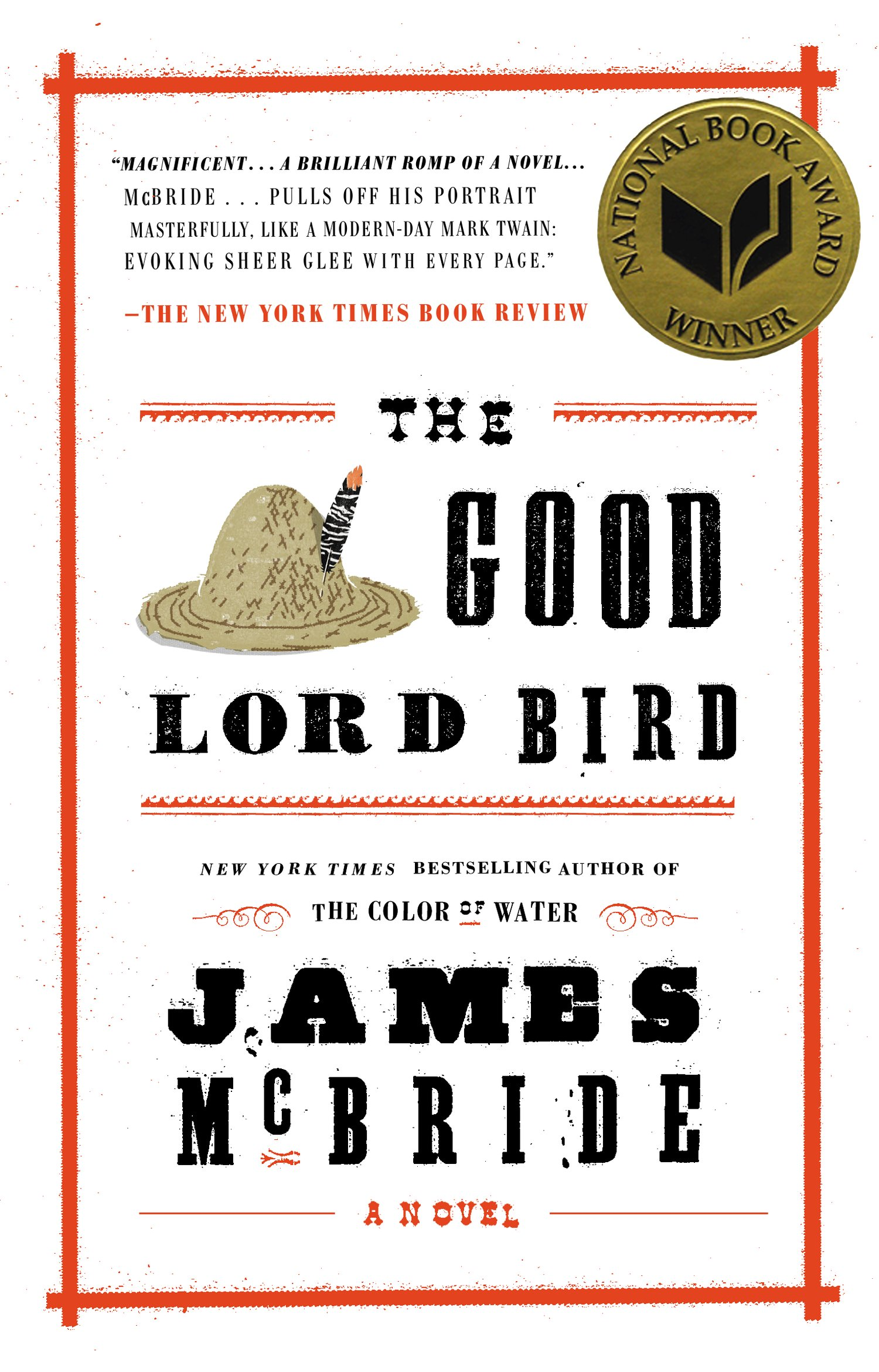 henry shacklefields concept of self identity in the good lord bird by james mcbride A list of every word of the year selection released by dictionarycom dictionarycom's first word of the year was that gives a pretty good identity.