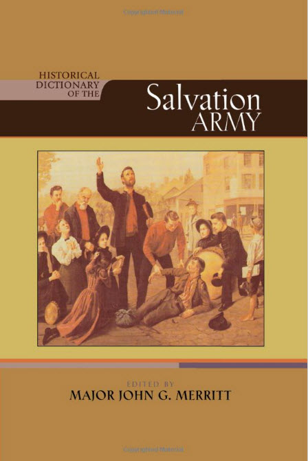 a history of the salvation army